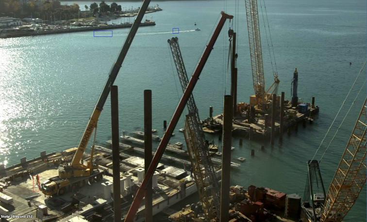 """Fotografija v sklopu """"Posebni infrastrukturni objekti"""" z nazivom """"Gradbišče 18.11.2020"""""""